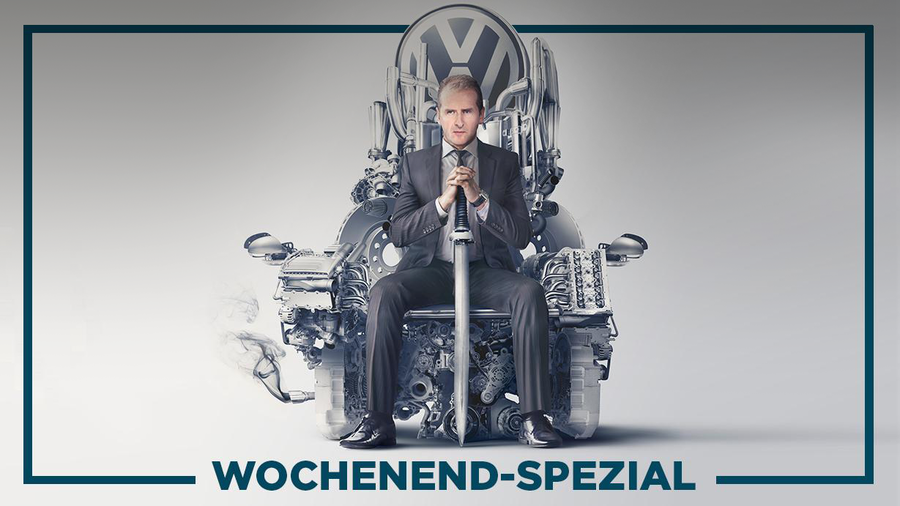 Wie VW-Chef Diess den Autokonzern mit aller Macht umbaut