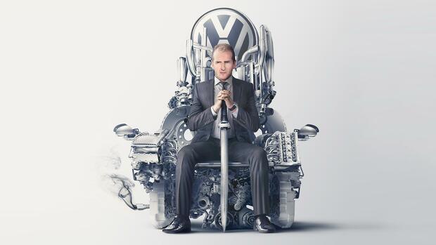 Cómo Herbert Diess reconstruye el mayor fabricante de automóviles del mundo