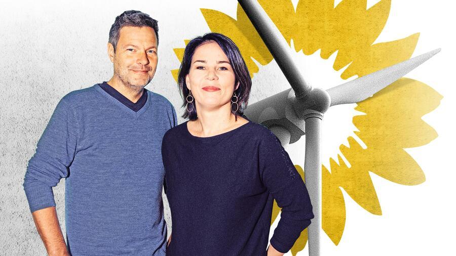 Annalena Baerbock und Robert Habeck – Doppelspitze mit Emotion und Substanz