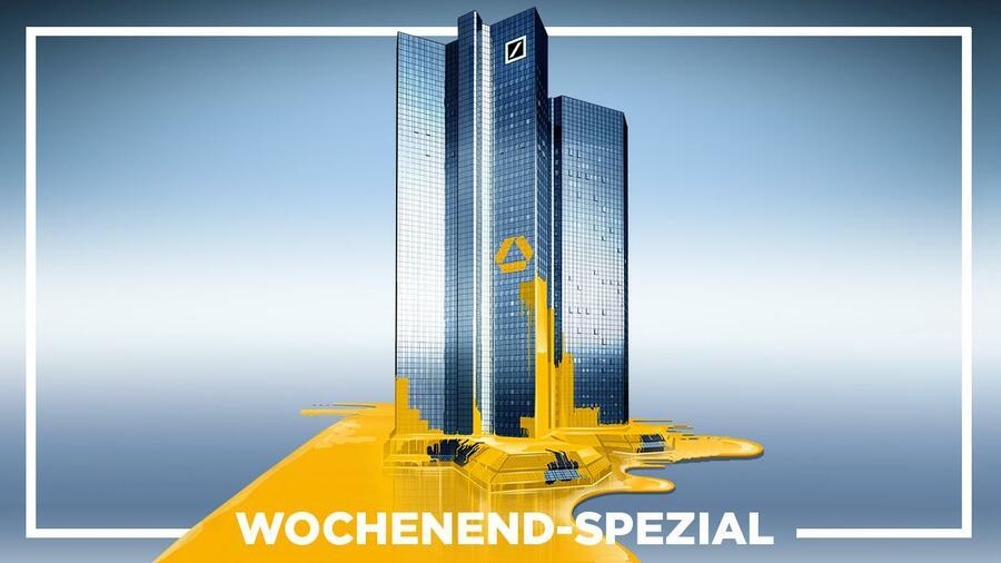 Frankfurter Planspiele Was Wird Aus Der Deutschen Bank