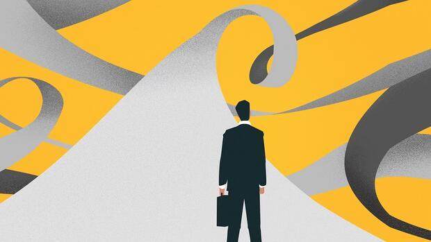 Unternehmensstrategie: Den Weg für die Zukunft finden