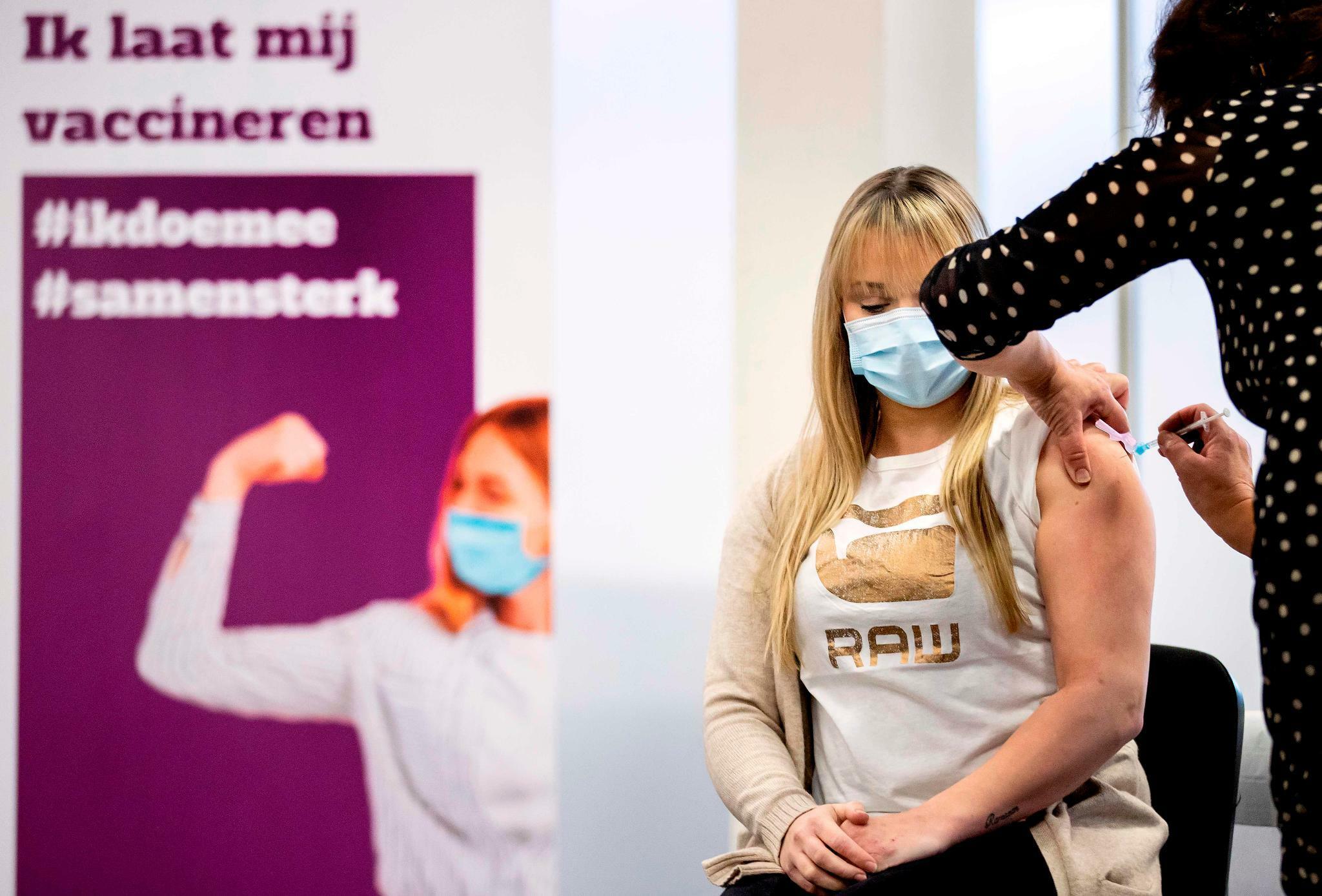 Corona-News: Niederlande wollen Lockdown um drei Wochen verlängern –  Vergabe von Impfterminen in Hessen läuft holprig an