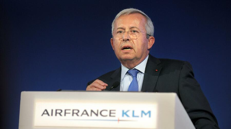 Pierre-Henri Gourgeon, früher Chef bei Air France-KLM. Quelle: AFP
