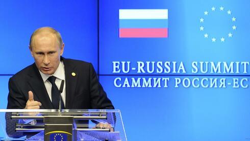 Wladimir Putin schließt Finanzhilfen für Zypern nicht aus. Quelle: AFP