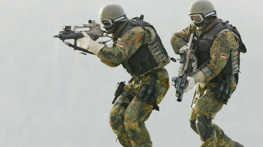 Security Debate: Germany Mulls Deploying Soldiers On Domestic Soil