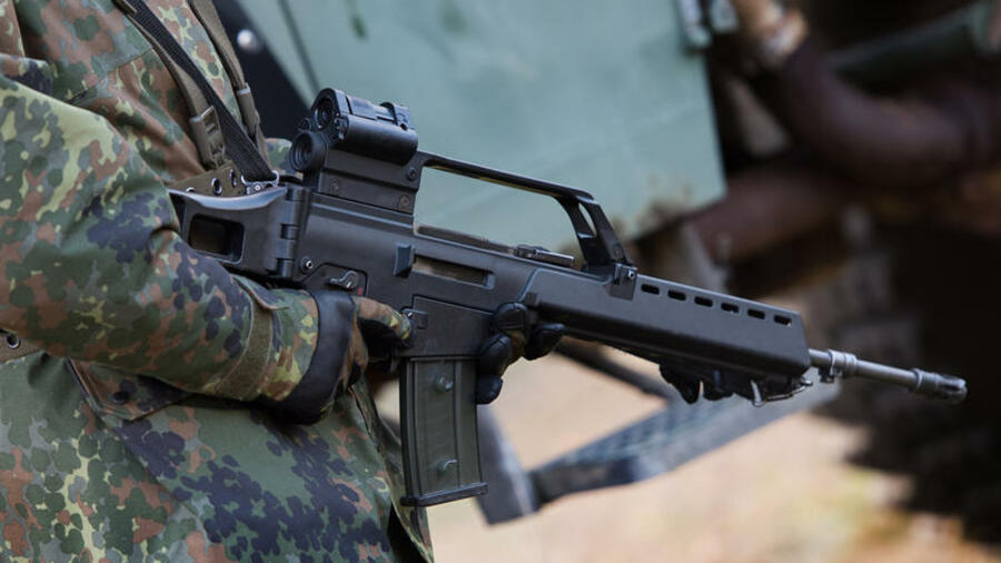 Gun Exports: G3 Rifle Used by Militias Worldwide, Made in