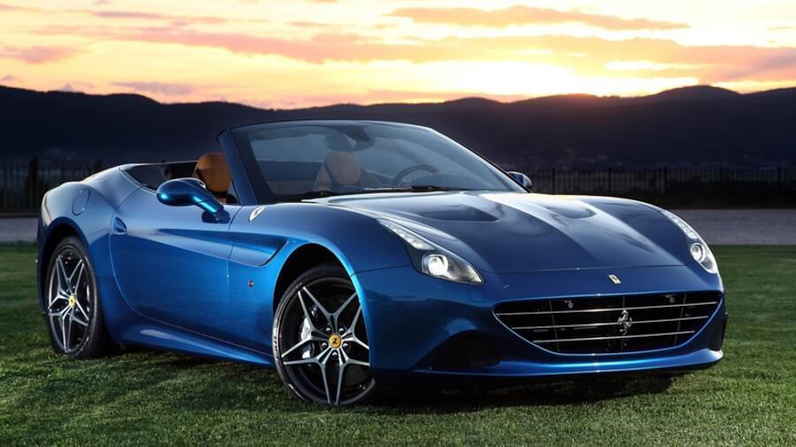 Ferrari California T Ist Blasen Besser Als Saugen