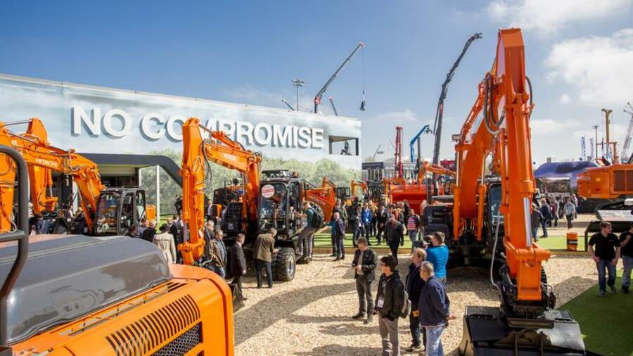 Makers Fair 2020.Construction Equipment Makers Tighter Emissions Laws Spark