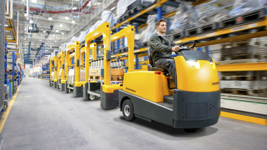 Automated Warehouses: Forklifts on the March