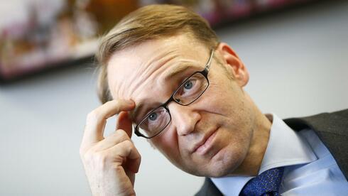 Bundesbankpräsident Jens Weidmann. Quelle: Reuters