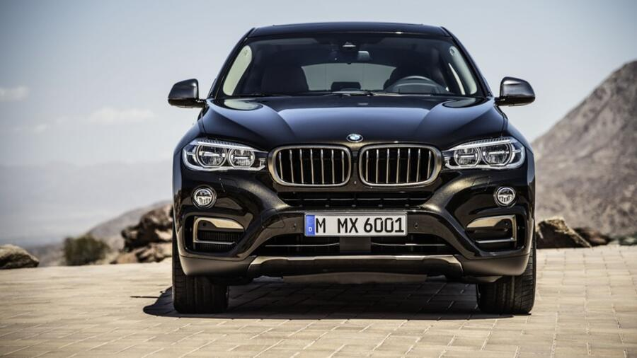 bmw x6 was das facelift gebracht hat. Black Bedroom Furniture Sets. Home Design Ideas