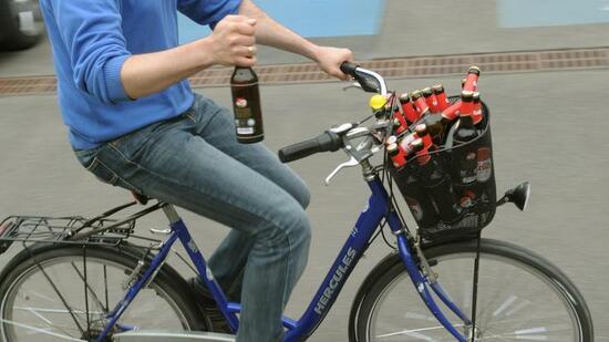 betrunken aufs fahrrad wo liegt die grenze voll in die. Black Bedroom Furniture Sets. Home Design Ideas