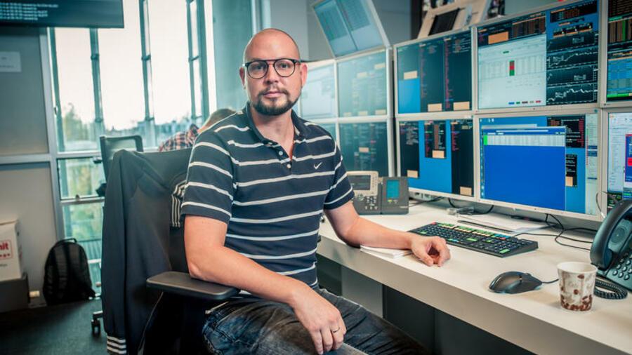 Optie Trader in Hilversum OTE €145.000