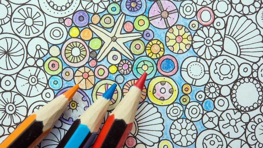 Coloring Book Bonanza: Drawing Up A Storm