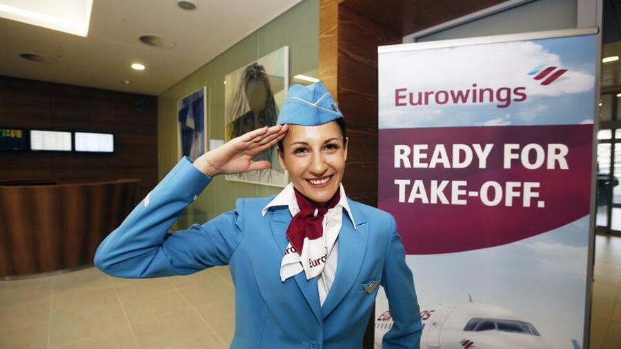 Budget Carrier: Eurowings Forges Ahead