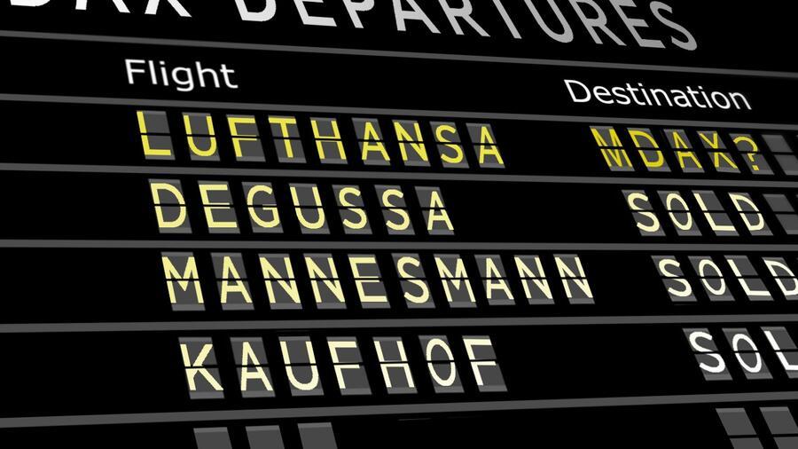 Lufthansa Ranking: A Fallen Blue Chip Angel