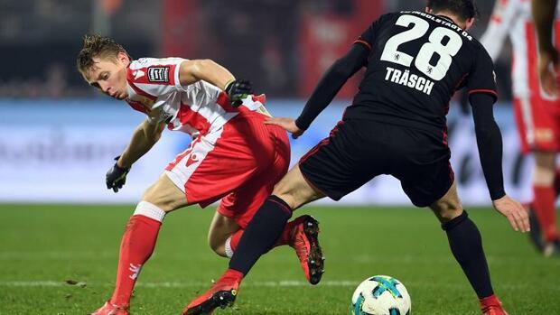 Fußball: Union Berlin verliert wieder - 1:2 gegen Ingolstadt