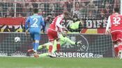 Fußball: Union beendet Hinserie ungeschlagen - 2:0 gegen Bochum