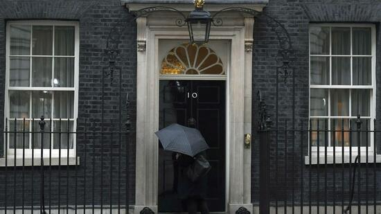 10 Downing Street in London