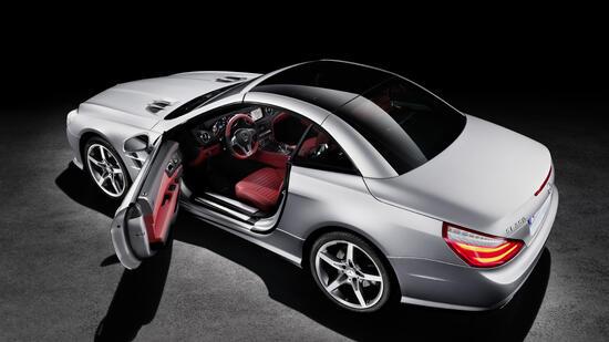 Mercedes Sl Als Gebrauchter Traditionsreich Treu Und Teuer