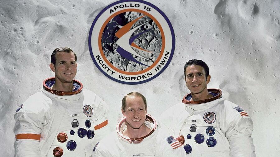 Welcher Astronaut ist heute noch auf dem Mond?