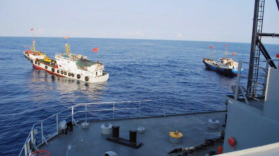 handel südchinesisches meer