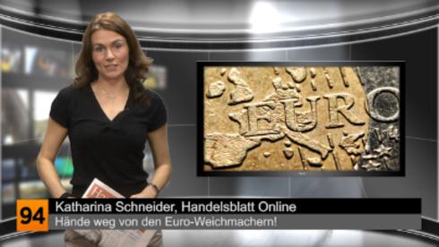 Die Euro-Weichmacher