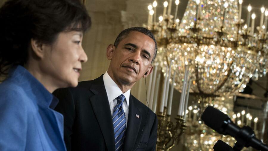 Nordkorea prangert USA und Südkorea an