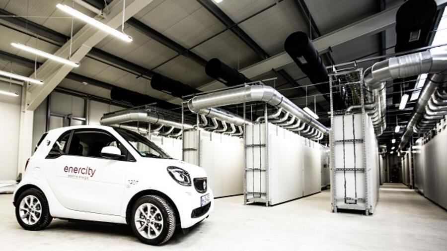 Mercedes Benz Energy: Energy storage systems.