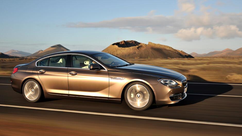 bmw gran coupé im test: sportler-dynamik und eleganz im alltag