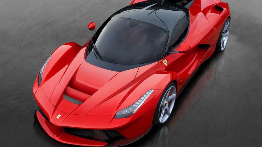 Neuer Supersportwagen Enthüllt Der Erste Hybrid Ferrari Ist Da Mit 963 Ps