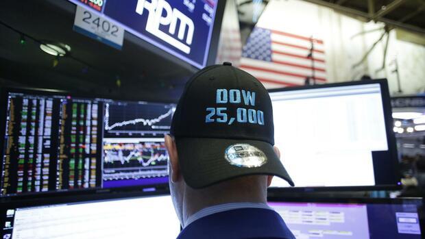 Dow Jones, S&P 500, Nasdaq: Wenn man die...