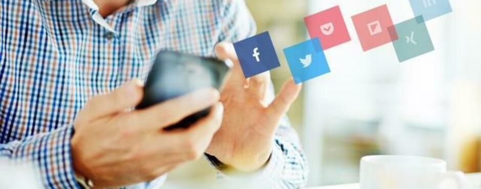 Handelsblatt mit neuen Social-Share-Buttons