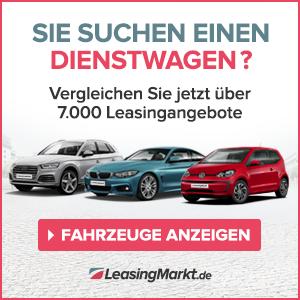 Dienstwagen leasen