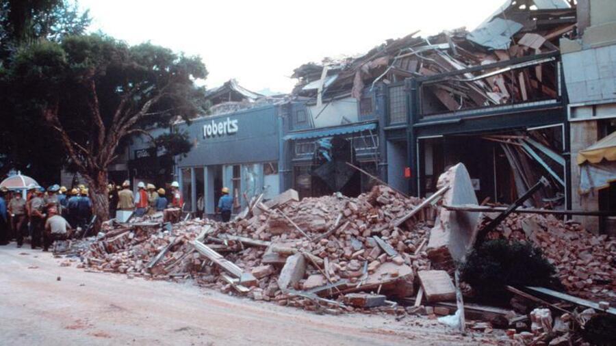 San Francisco Erdbeben Forscher Sagen Big One Voraus