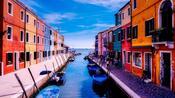 Reise-Ranking: Die zwölf farbenfrohsten Orte der Welt