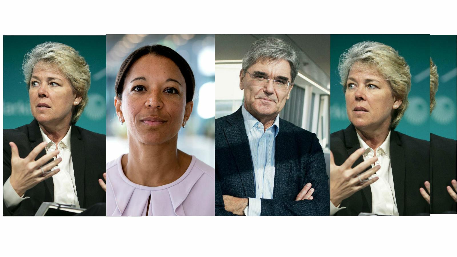 Siemens: Exodus der Frauen aus dem Unternehmensspitze