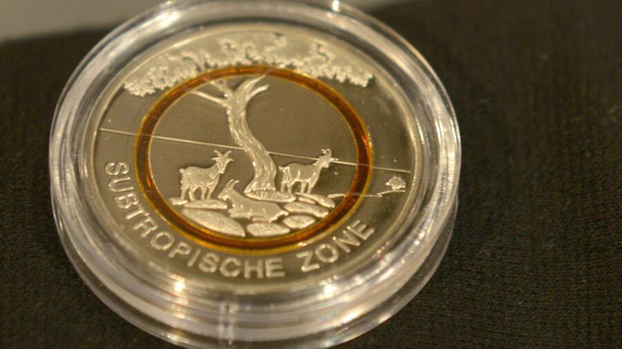 Bundesbank gibt in Essen begehrte Sammlermünze aus