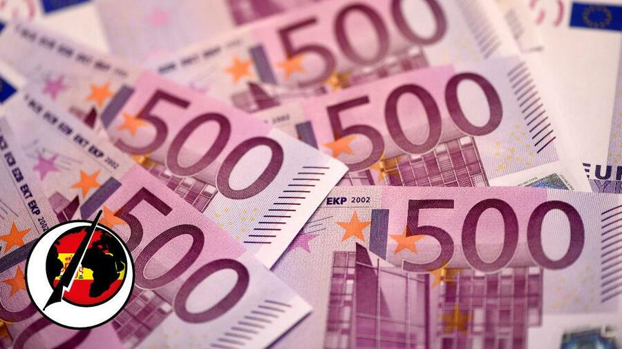 Wieso Es In Spanien Die Meisten 500 Euro Scheine Der Eurozone Gab