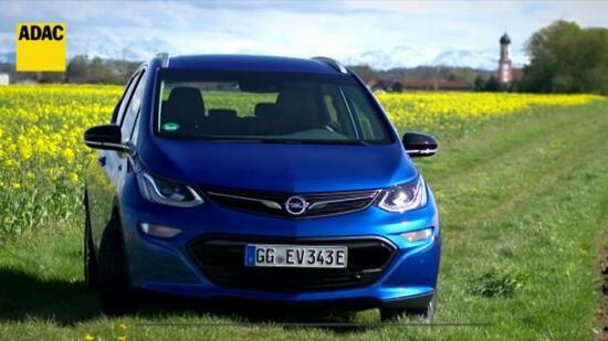 opel ampera e im test 500 kilometer reichweite h lt das. Black Bedroom Furniture Sets. Home Design Ideas