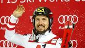 Ski alpin: Nach Hirscher-Bestmarke:Vergiftetes Lob von Legende Maier