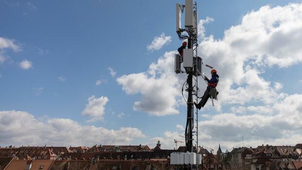 Telekommunikation: Ein Jahr nach der Milliardenauktion: So steht es um das deutsche 5G-Netz
