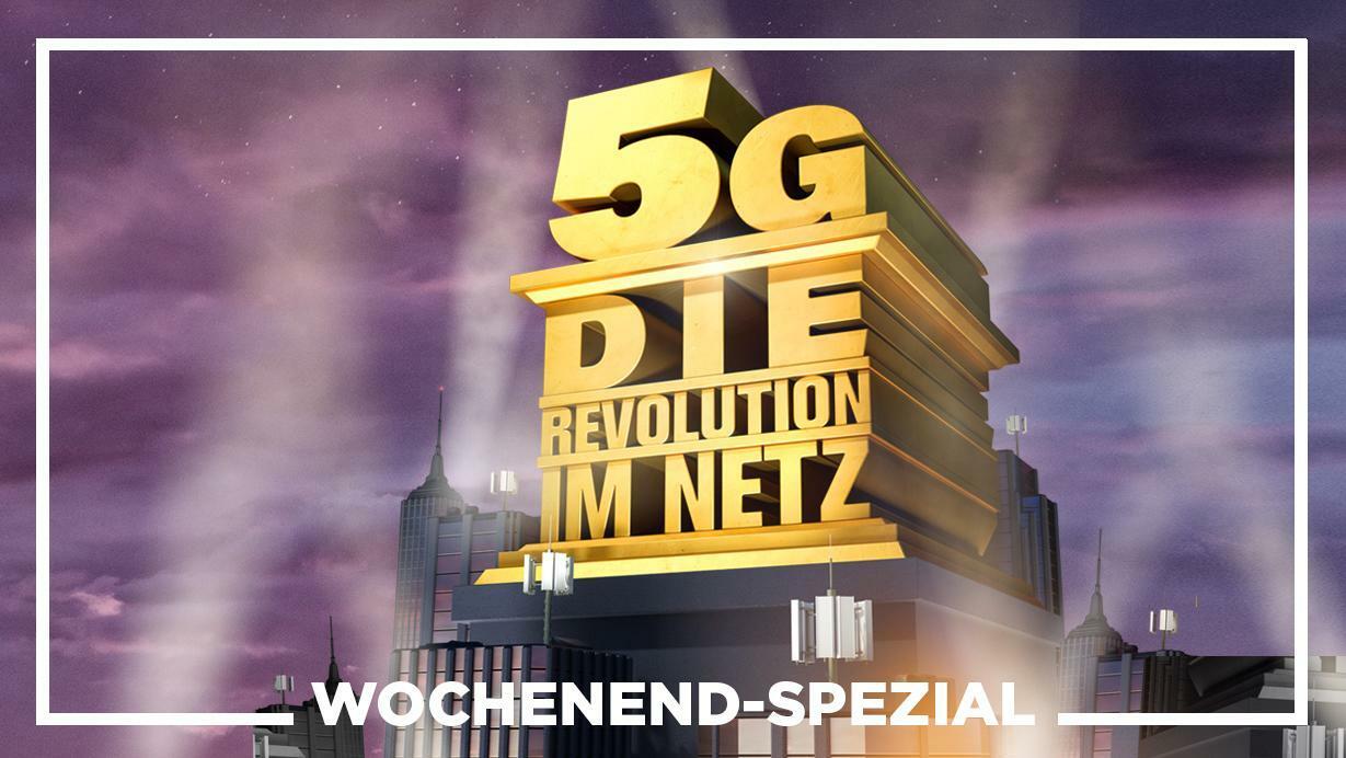 Die Netz-Revolution – wie der neue Mobilfunkstandard 5G den Alltag verändern wird