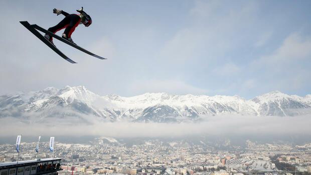 Skispringen Vierschanzentournee