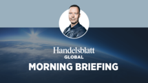 E-Mail-Newsletter: Morning Briefing Global Edition
