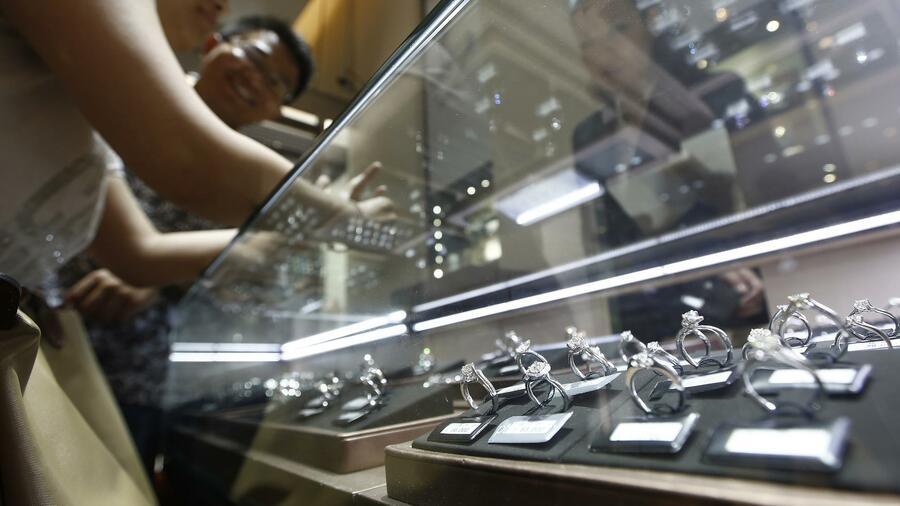 Asiengeschäft spült Tiffany Geld in die Kassen