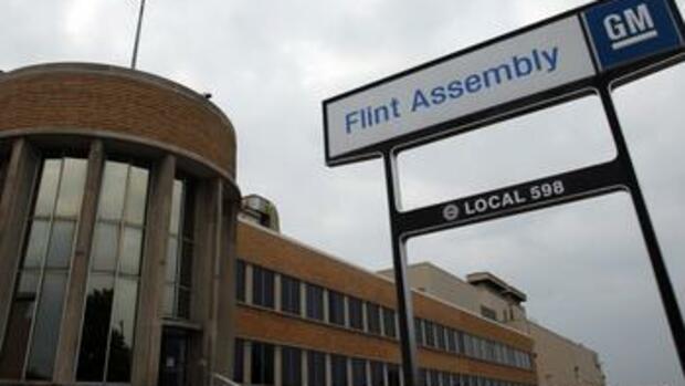General Motors Gm Fabrik Flint Ground Zero Der Autoindustrie