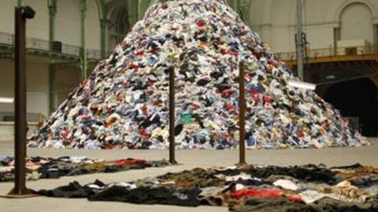 Zeitgenössische Kunst: Boltanskis Installationen halten die ...