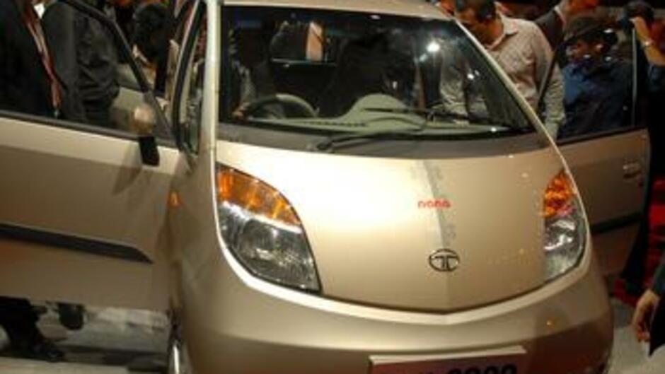 Billigauto Tata Nano: Vom Wunderwagen zum Flop