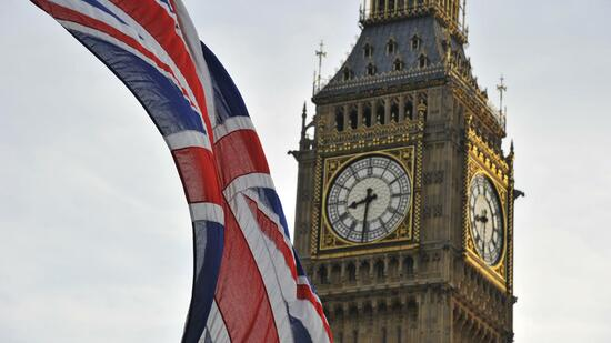 Big Ben in London: Warnschuss der Rating-Agenturen. Quelle: Reuters